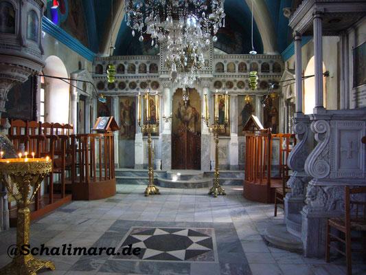 Die Altarwand