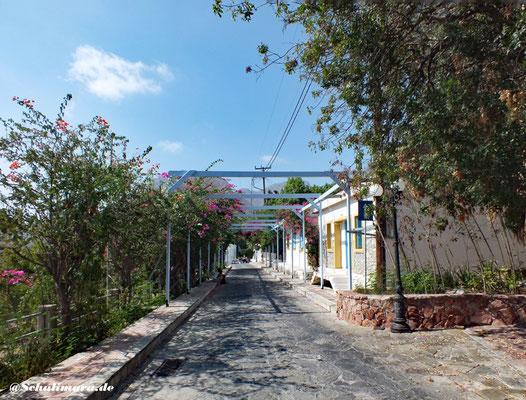 Ortseingang Megalo Horio