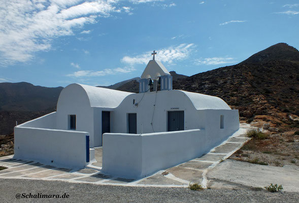 Kapelle im nirgendwo