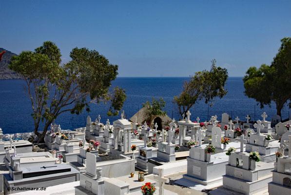 Friedhof.