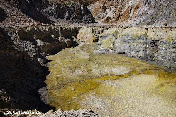 Der Poyvotis-Krater