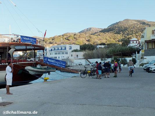 Hafen Mandraki
