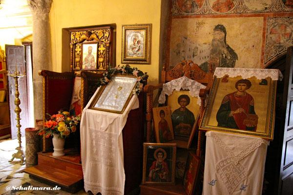 Klosters Pandelemonas