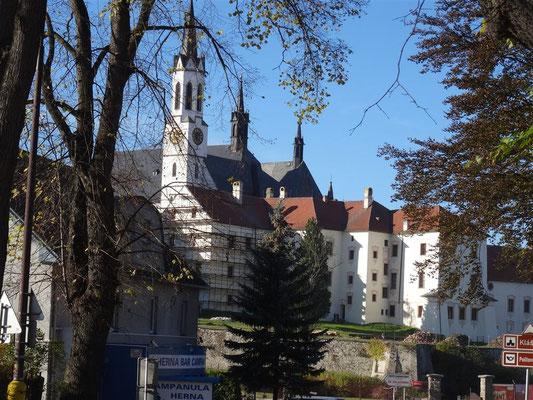 Zisterzienserstift Vyssi Brod/Hohenfurt