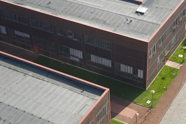 Halle 5 und Halle 6, August 2008