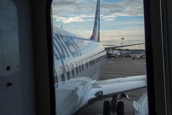 Flug von Düsseldorf nach Antalya