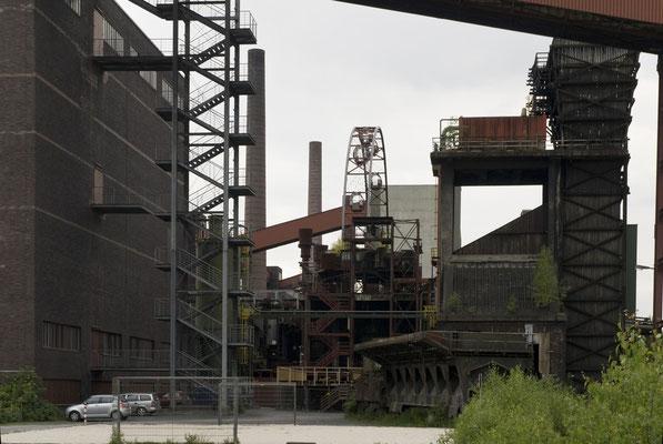 Kokerei Zollverein, Juni 2009