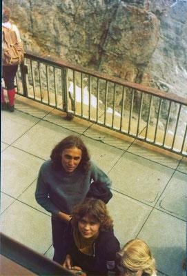 Reinhard Krause, Zugspitze 1976