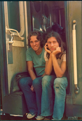 Zugstopp, 1976 Louis + und ich