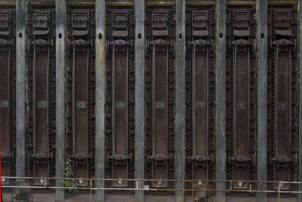 Koksbatterien, Mai 2008
