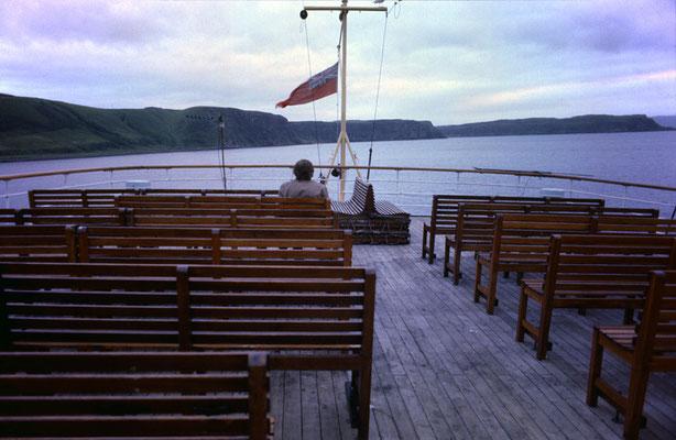 Fähre nach North Uist,  Äußere Hebriden