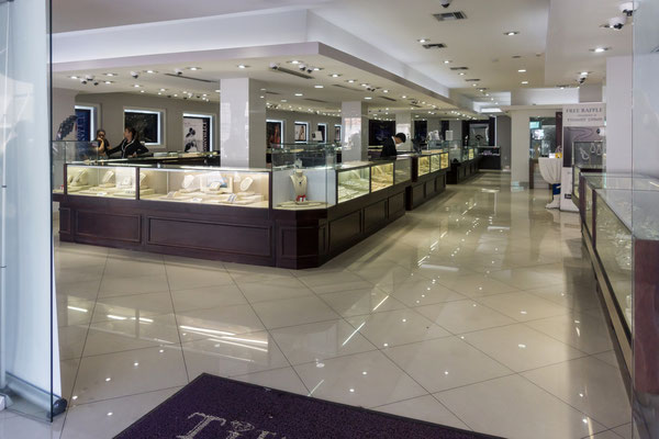 Juwelier in George Town, Grand Cayman