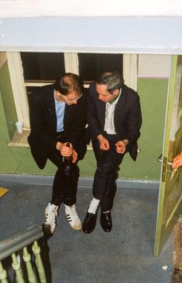 Friedel und Michael 1985