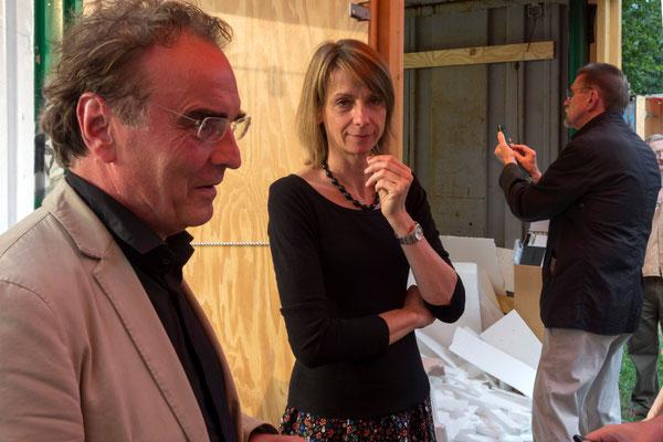 Peter Friese und Almut Linde