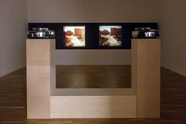 "Marianna Christofides, ""L'histoire d'histoire d'une histoire"", 2012"