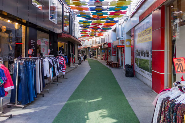Bazar in Manavgat