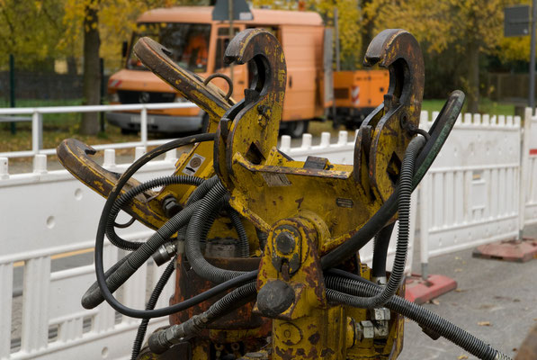 Werkzeug-Skulptur