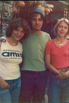 Altstadt Athen, 1976