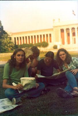 Athen, 1976