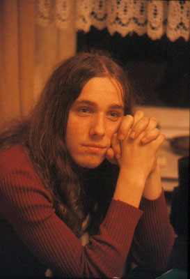 Erwin Wiemer, 1974 (Foto: Kornelius Stuhlweißenburg)