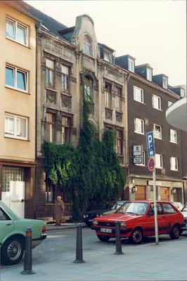 Haus Nr.3 in der Krefelder Straße, ca. 1987