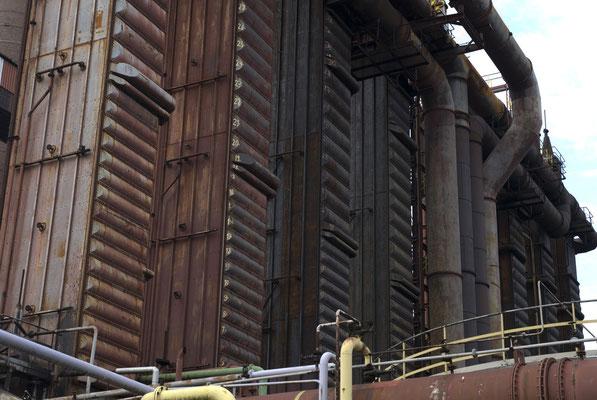 Kokerei Zollverein, Mai 2008