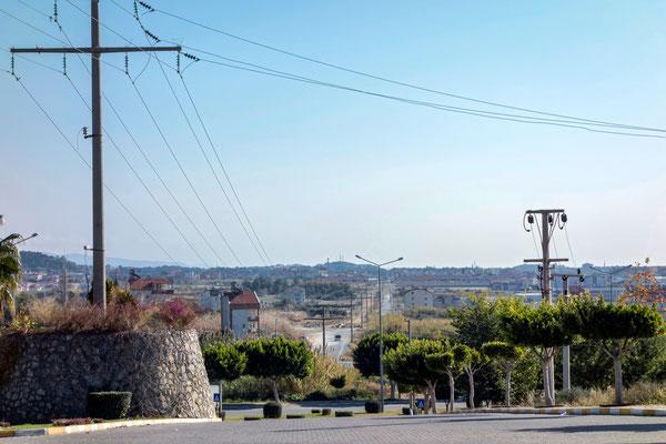 Der Ort Ilica in der Nähe des Hotels. Hier ist fast nichts mehr vom Tourismus zu spüren.