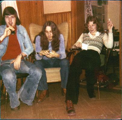 Tanzschule Lentz, Essen 1974