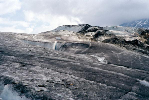 auf dem Aletschgletscher