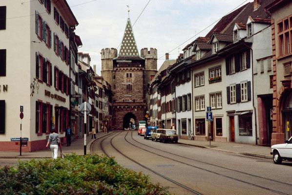 Basel - Spalentor