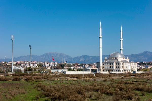 Moschee in der Nähe des Ortes Ilica