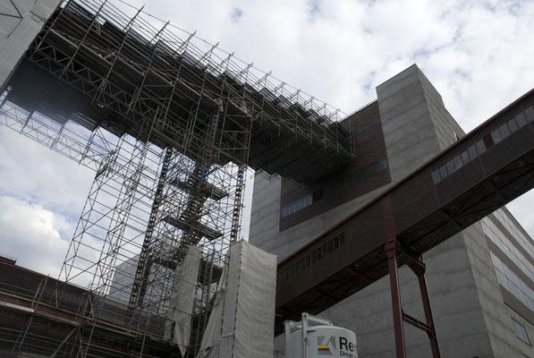 Nordseite der Kohlenwäsche, Mai 2008