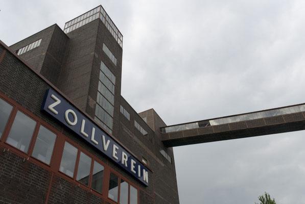 Mischanlage Kokerei Zollverein, Juni 2009