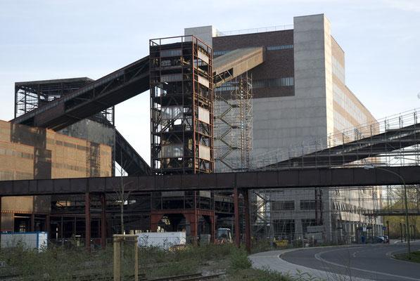 Nordseite der Kohlenwäsche, April 2007