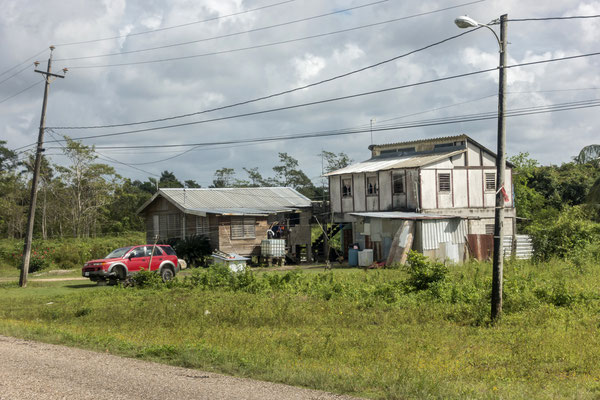 unterwegs in Belize