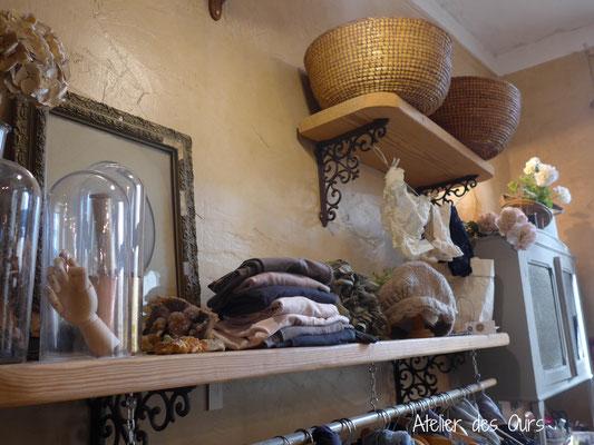 Atelier des ours Boutique romantique sur Uzes