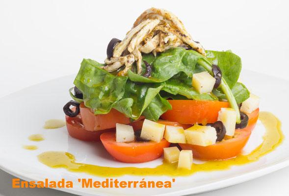 Ensalada Mediterránea