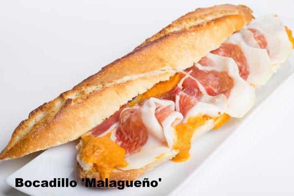 Bocadillo Malagueño