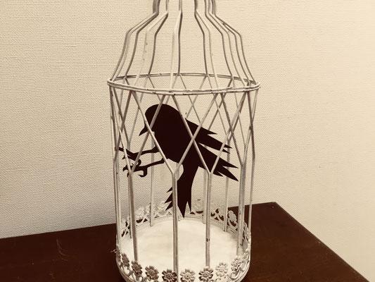 恵さん作「囚われのやさぐれ影」タイトルは勝手に私が今つけました。