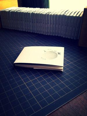 35冊完了です。うれしい。本が仕上がると本当うれしい。本だけに(小声)