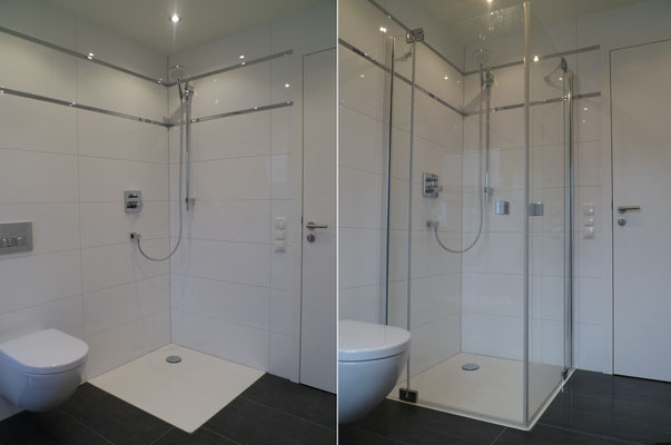 Bilder von duschkabinen duschabtrennung aufma und for Bilder duschkabinen