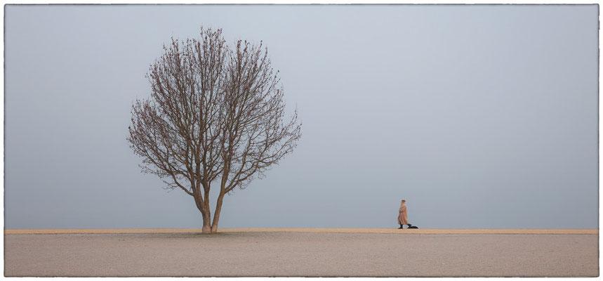 Femme avec chien, Morat