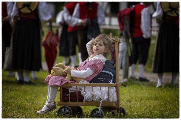 Ballenberg Folklore Tage