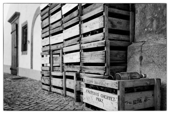 Cave à vin, Praz 2