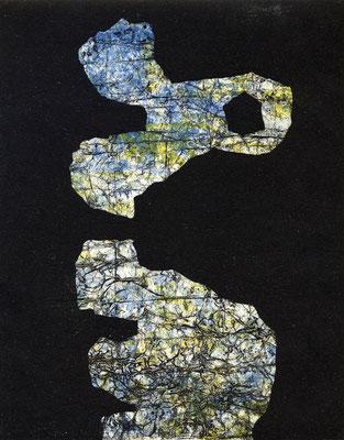 Venerdí - Motiv 3  - 4 copper-plates