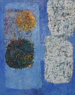 AGER II - oil on canvas/Öl auf Leinwand - 100 x 80 cm