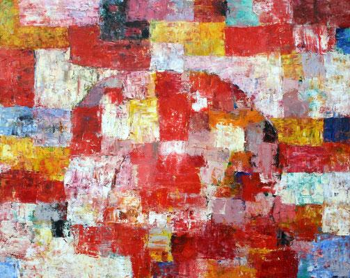 Paesaggio VIII - oil on canvas/Öl auf Leinwand - 120 x 150 cm