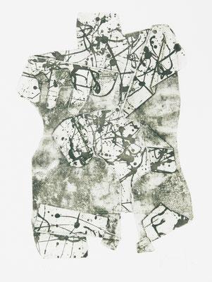 TORSO - Motiv 2 - 40 x 28 cm
