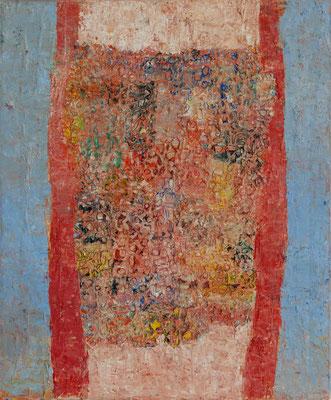 AGER I - oil on canvas/Öl auf Leinwand - 50 x 60 cm