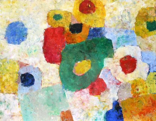 Paesaggio I - oil on canvas/Öl auf Leinwand - 120 x 150 cm